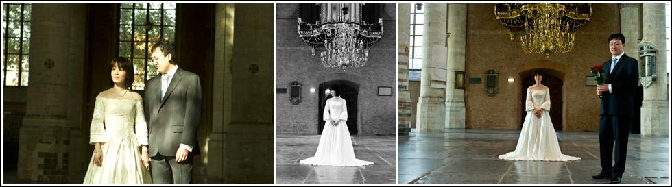 Portretfotografie Leiden en Katwijk - Loveshoot Asian style